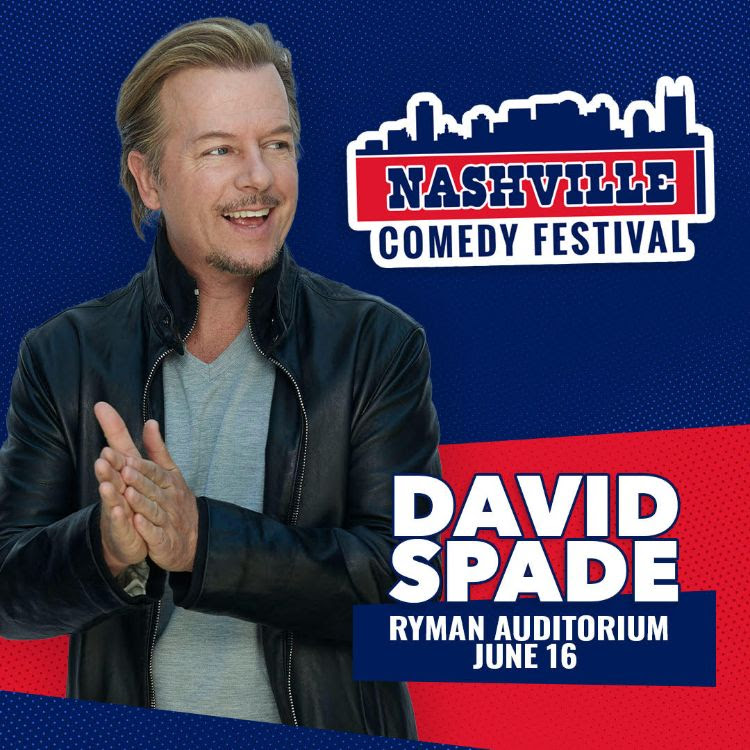 David Spade Nashville