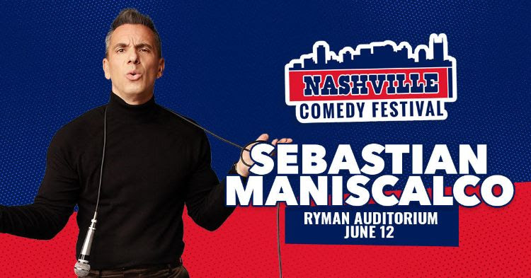 Sebastian Maniscalco Nashville