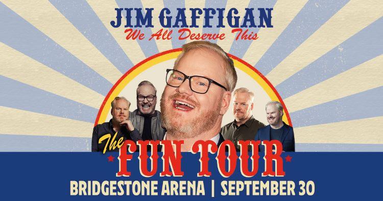 Jim Gaffigan Nashville